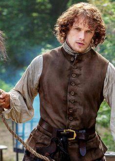 Claire & Jamie - Season 1 Ep 13 The Watch - screencap