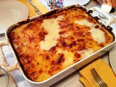 OK, so just give me a spoon and put these potatoes in front of me-cheesy, buttery, creamy...this dish has it all.