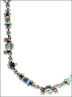 Sorrelli Crystal Classic Necklace in Smitten by Sorrelli - $200.00 (http://www.sorrelli.com/products/NBT10AGSMI)