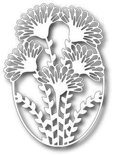 Tutti Designs - Dies - Frilly Flower Frame
