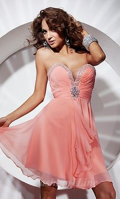fun and flirty, great for a short dress