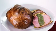Brioche Encrusted Ham | The Chew