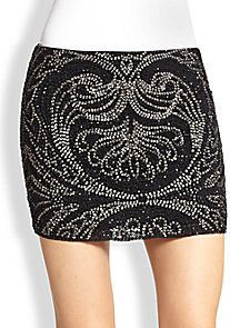 #Saks Fifth Avenue #Skirt #Haute #Hippie #Embellished #Silk #Mini #Skirt #Saks #Fifth #Avenue #Mobile Haute Hippie - Embellished Silk Mini Skirt - Saks Fifth Avenue Mobile http://www.seapai.com/product.aspx?PID=537821