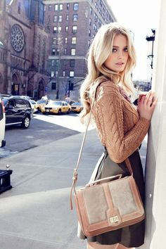 Want the hair and bag.