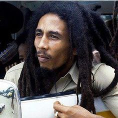 Bob Marley- believes in One Love!