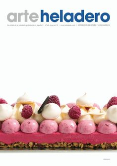 arte heladero nº 165  Especializada en heladería artesana, arte heladero es la única publicación dedicada a este sector profesional en España. También se ha convertido con el tiempo en un referente en el mundo de habla hispana y en una de las más influyentes en el resto de países. En sus páginas se dan cita los heladeros más prestigiosos del mundo, lo que la ha convertido en un verdadero escaparate en el que se comparten creaciones, nuevas técnicas y experiencias.