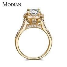 2017 new fasion jewelry real 925 sterling silver ring Gold Color Classic engagement wedding rings AAAAA Cubic zircon for women Classic Engagement Rings, Engagement Jewelry, Wedding Engagement, Rings For Girls, Wedding Rings For Women, Silver Rings, Women Jewelry, Sterling Silver, Accessories