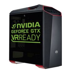 "NVIDIA GEFORCE GTX VR READY PC Case Decal Cut Out Vinyl Sticker 11"" x 6.7"" #VVSDecals"