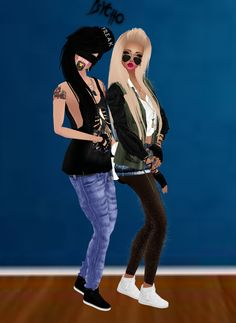 On IMVU you can customize 3D avatars and chat rooms using millions of products available in the virtual shop and meet people from around the world. Capture the fun you are having and share it with others via the Photo Stream. <3