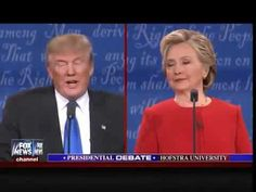 Hofstra Debate- Trump: I Will Release My Emails When She Releases Her 33000 Deleted Emails