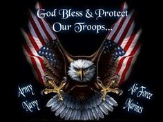 God Bless and Protect our Country so that the efforts of our troop will never be in vain. RabidWolf