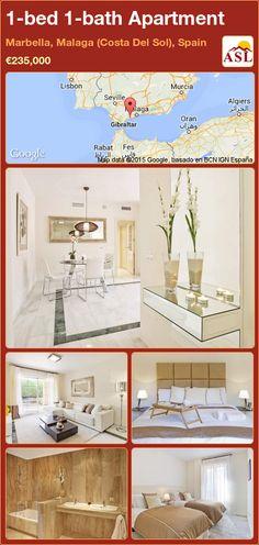 Apartment for Sale in Marbella, Malaga (Costa Del Sol), Spain with 1 bedroom, 1 bathroom - A Spanish Life Murcia, Malaga, Nikki Beach, Residential Complex, 3 Bedroom Apartment, Built In Wardrobe, Apartments For Sale, Build A Wardrobe, Build In Wardrobe