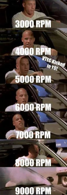 Vin Diesel going apeshit