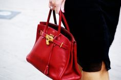 Hermes in Red