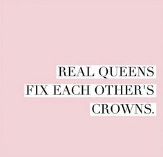 Real queens fix each other's crowns - Pilvi Daily | Lily.fi