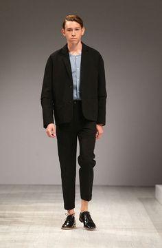 Male Runway Fashion