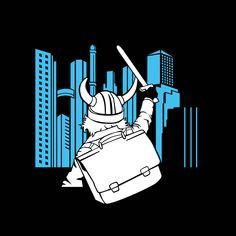 #illustration #wiking #city #woodkid #run #fight #emotions #feelings