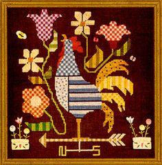 Son of Chickens - Cross Stitch Pattern