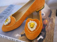 Charlotte Olympia birthday shoes