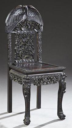 aufsatzm bel renaissance stil 19 jh eiche massiv reich geschnitzt rechteckiger unterbau m. Black Bedroom Furniture Sets. Home Design Ideas