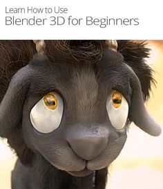 Introduction to Blender 3D. I use Solidworks but my interest has been sparked for Blender.
