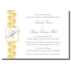 One Sided Wedding Invitations Colorful Wedding Invitations, Affordable Wedding Invitations, Fun Wedding Invitations, Wedding Cards, Wedding Colors, One Sided, Place Card Holders, How To Get, Printed