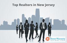 Top Realtors in New Jersey