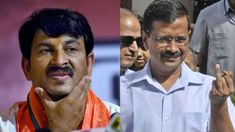 Manoj Tiwari threatens to go on hunger strike accuses Kejriwal's AAP govt of 'creating hurdles' in development Bengali News, Hunger Strike, History Of India, Hurdles, Political News, News Today, Sports News, Affair, Politics