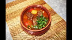 Гуляш из лосятины на кабаньем сале Ethnic Recipes, Food, Essen, Yemek, Meals