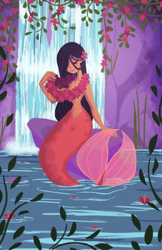 Mermaid by Yanely Aguilar