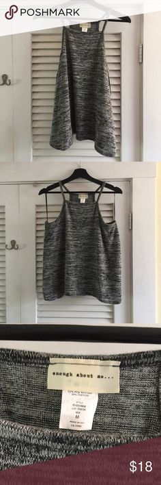 ANTHROPOLOGIE tank Trendy and like new Anthropologie Tops Tank Tops