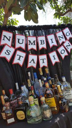 Nurse Party, College Graduation Parties, Nursing School Graduation, Graduation Party Decor, School Parties, Graduate School, Medical Party, Doctor Party, Ob Nursing