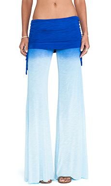 Young, Fabulous & Broke Sierra Pant in Royal Ombre | REVOLVE