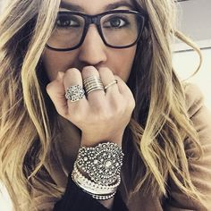 FAMOUS Mag loves Najo Hands With Rings, Metal Clay, Jewelry Branding, Sterling Silver Jewelry, Jewlery, Jewelry Accessories, Gems, Earrings, Fun
