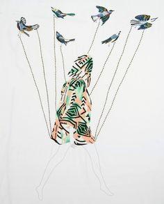 Une artiste basée en Argentine