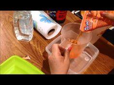 Toallas Húmedas Desengrasaste para la cocina - YouTube