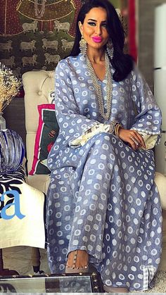 6fdae894a1 Caftan Sari, Dress Indian Style, Abaya Pattern, Modest Dresses, Maternity  Dresses,