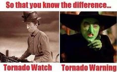Are you searching for the funniest tornado watch vs warning memes right now? Check out the top 10 best and funny tornado watch vs warning memes below. Tornado 250, Tornado Watch, Tornado Warning, Weather Memes, Funny Weather, Weather Warnings, One Punch Man, Funny Friend Memes, Funny Memes