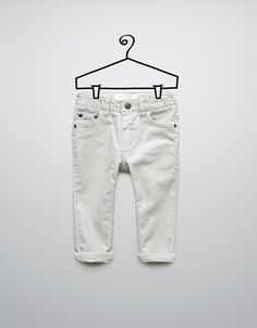 corduroy trousers - Trousers - Baby boy (3-36 months) - Kids - ZARA United States