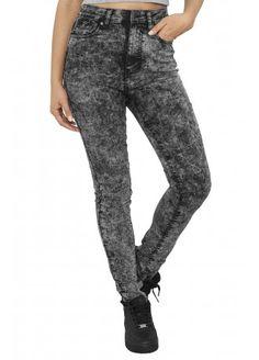 Urban Classics High Waist Skinny Denim Pants, £24.99
