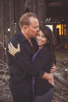 Rustic couple photos