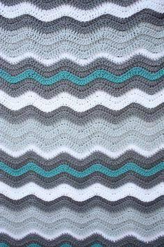 Image result for crochet baby boy blanket patterns