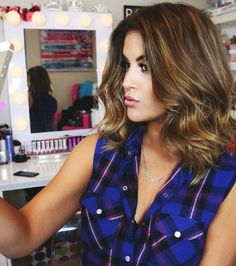 Short length hair!! Nicole Guerriero
