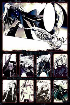 Undertaker...A Soul Reaper in hiding by Syleria11 on deviantART