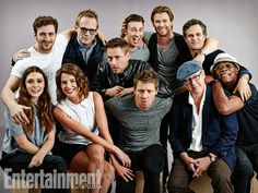 [galerie] Portraits Comic-Con par EW (3) | Into the Screen