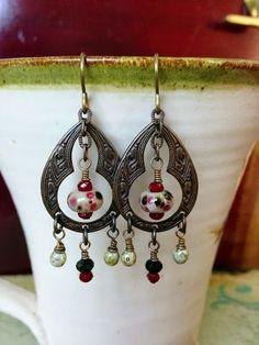Sj Designs Jewelry: AJE Earring Challenge - Weeks 45 & 46