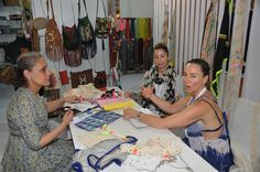 Buyers doing business at The IFJAS, 2016 #fashion #jewellery #tradeshow #ifjas — at India Expo Mart.