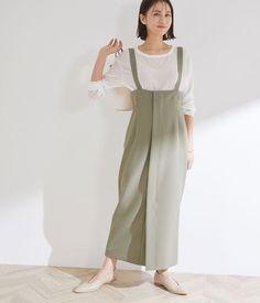 ROPÉ / サスペンダー付きハイウエストスカート (スカート / スカート) 通販 J'aDoRe JUN ONLINE Normcore, Skirts, Style, Fashion, Swag, Moda, Fashion Styles, Skirt