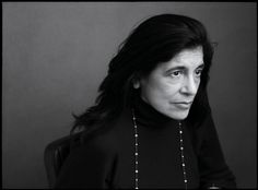 Susan Sontag by Annie Leibovitz.