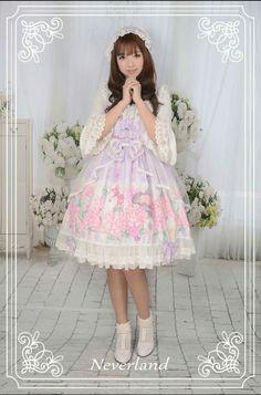 My lolita dress